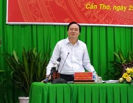 """Bộ trưởng Phùng Xuân Nhạ: Mục tiêu là """"lấp trũng"""" cho giáo dục ĐBSCL"""