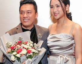 Vợ Lam Trường cảm thấy may mắn khi lấy chồng lớn tuổi