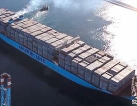 Công ty vận tải lớn nhất thế giới cảnh báo ông Trump cản trở thương mại toàn cầu