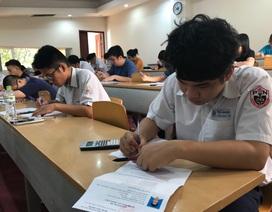 Trường ĐH đầu tiên ở TP.HCM công bố điểm chuẩn