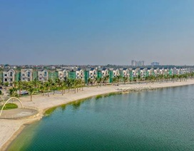 """Đạo diễn Long Kan: Hồ Vinhomes Ocean Park là một """"thách thức mới"""" dành cho tôi và ekip"""