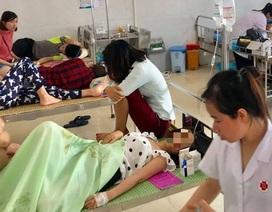 Ngộ độc thực phẩm ở khu du lịch, hàng chục người nhập viện