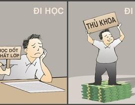 Sơn La, nâng điểm thi giá 1 tỷ đồng: Bằng lương 30 năm làm nghề giáo!
