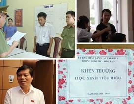 Giáo dục tuần qua: Nâng điểm thi ở Sơn La giá 1 tỉ đồng; Phần thưởng học sinh là...1 tờ giấy