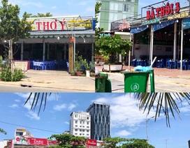 Hàng loạt nhà hàng nổi tiếng ven biển Đà Nẵng xây dựng không phép