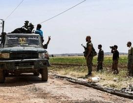 Thổ Nhĩ Kỳ cấp nhiều vũ khí cho phe nổi dậy tại Syria