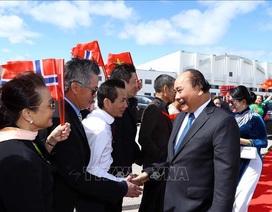 Thủ tướng kết thúc tốt đẹp thăm chính thức Vương quốc Na Uy