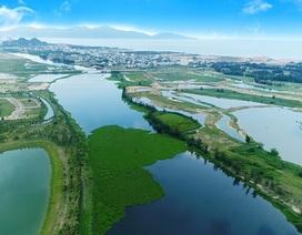 Viên ngọc sinh thái bừng tỉnh giấc, BĐS ven sông Cổ Cò hút khách