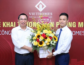Địa Ốc Viethomes tưng bừng Lễ khai trương Văn phòng mới