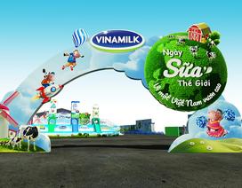 Ngày sữa thế giới của Vinamilk - Sân chơi mùa hè không thể bỏ qua cho cả gia đình