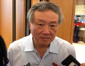 Chánh án Nguyễn Hòa Bình nói về vụ Viện phó sàm sỡ bé gái trong thang máy