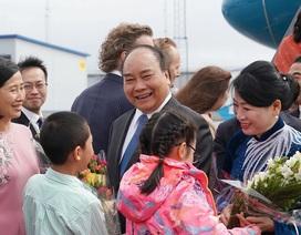 Thủ tướng: Bà con kiều bào là bộ phận không thể tách rời của Việt Nam