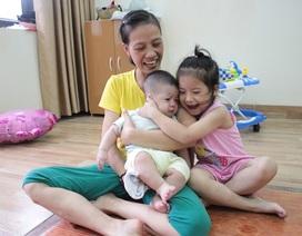 Lại thêm trường hợp xúc động về người mẹ từ chối điều trị ung thư để sinh con ở Hà Nội