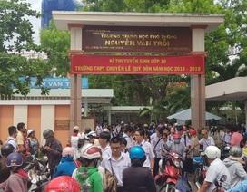 Khánh Hòa: Hơn 13.500 học sinh dự thi vào lớp 10 sau 6 năm xét tuyển