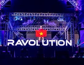 """Giới trẻ Sài Gòn """"sướng mắt đã tai"""" với đại hội âm nhạc EDM Yamaha Ravolution"""