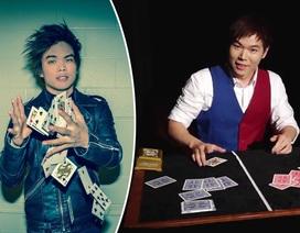 """""""Thần bài"""" Eric Chien chinh phục Tìm kiếm Tài năng Mỹ sau thành công của Shin Lim"""