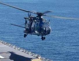 Phi công Australia bị tấn công bằng laser khi bay qua Biển Đông
