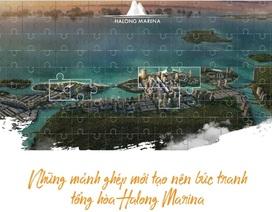 Những mảnh ghép mới tạo nên bức tranh tổng hòa Halong Marina