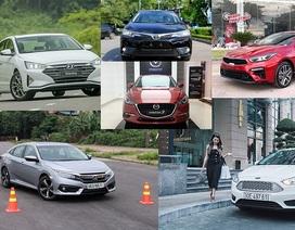 Điểm danh những mẫu xe hạng C tại Việt Nam trong cuộc đua động cơ tăng áp