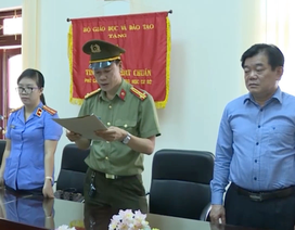 """Giám đốc Sở GD-ĐT Sơn La từng đổi lời khai về việc """"xem trước điểm thi"""" cho 8 thí sinh!"""