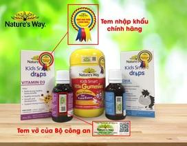 Thương hiệu Nature's Way Australia đã chính thức có mặt tại thị trường Việt Nam