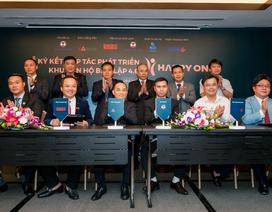 Vạn Xuân Group chính thức ký kết hợp tác phát triển dự án Happy One