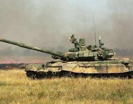"""""""Bản sao"""" siêu tăng chủ lực T-72 của Nga xuất hiện tại doanh trại Mỹ"""