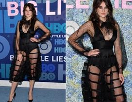 Shailene Woodley quyến rũ với váy xuyên thấu