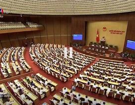 Quốc hội thảo luận tình hình kinh tế xã hội trực tiếp trước cử tri