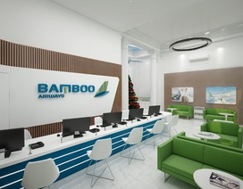 """Bamboo Airways tái hiện """"Khoang Thương gia"""" giữa lòng Hà Nội với Phòng vé 30 Tràng Tiền"""