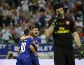 Vùi dập Arsenal, Chelsea giành chức vô địch Europa League
