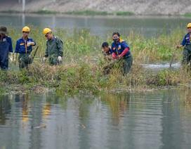 Hà Nội khẩn trương dọn lòng hồ ô nhiễm trong công viên nghìn tỷ