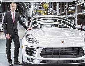 Văn phòng bị lục soát, CEO của Porsche bị điều tra