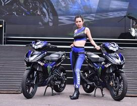 """""""Mãnh thú"""" Exciter 150 Monster Energy sẵn sàng khuấy đảo cộng đồng chơi xe côn tay Thanh Hoá"""