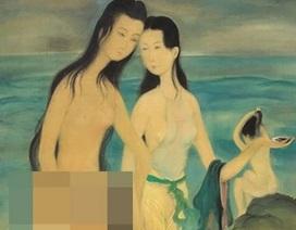 Vì sao tranh khoả thân của hoạ sĩ Lê Phổ lại bán được hơn 44 tỷ đồng?