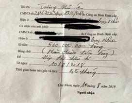 Sự thật Phó Giám đốc Sở LĐ-TB&XH xin nghỉ phép chữa bệnh bị tố nợ tiền tỷ