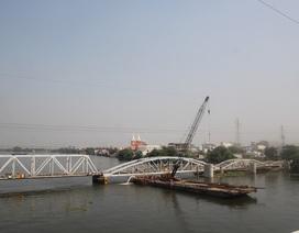 TPHCM: Bảo tồn cầu đường sắt hơn trăm tuổi