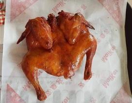 80 ngàn đồng/con gà nướng Trung Quốc, dân Việt ham đồ thải loại bên kia biên giới