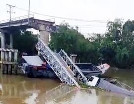 Tài xế làm sập cầu ở Đồng Tháp chưa ra trình diện