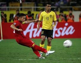 Quế Ngọc Hải nói gì trước cuộc so tài với đội tuyển Thái Lan?