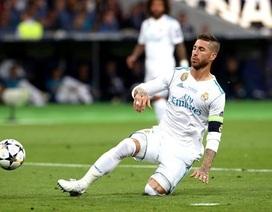 Nhật ký chuyển nhượng ngày 31/5: Sergio Ramos chốt tương lai tại Real Madrid