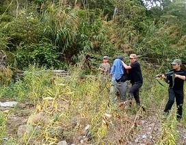 Bắt nghi can cầm đầu đường dây ma tuý từ Lào về Việt Nam