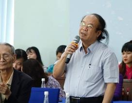 Kỷ niệm 100 năm ngày sinh cố Giáo sư Hoàng Như Mai, bàn về cách dạy và học văn thời 4.0