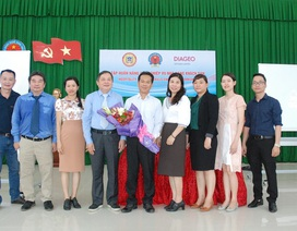 Diageo Việt Nam hỗ trợ nâng cao nghiệp vụ nhà hàng khách sạn cho sinh viên
