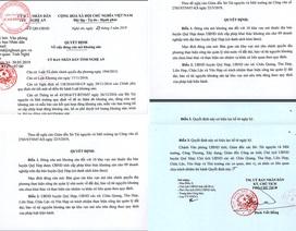 10 khu vực mỏ khoáng sản chính thức bị đóng cửa tại Nghệ An
