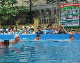 Kêu gọi phòng chống đuối nước cho trẻ em dịp nghỉ hè