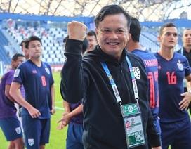 Vừa tới Buriram, HLV Thái Lan tuyên bố vô địch King's Cup