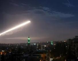 """Israel bị """"tố"""" tấn công cơ sở quân sự Syria lần thứ 2 trong 24 giờ"""