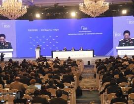 Toàn văn bài phát biểu của Bộ trưởng Quốc phòng Ngô Xuân Lịch