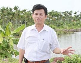 Những trăn trở về môi trường của người duy nhất nhận Giải Đặc biệt Nhân tài Đất Việt